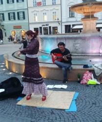 Flamenco pri Rolandovi