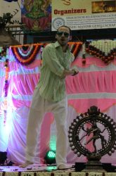 bollywoodsky tanečník