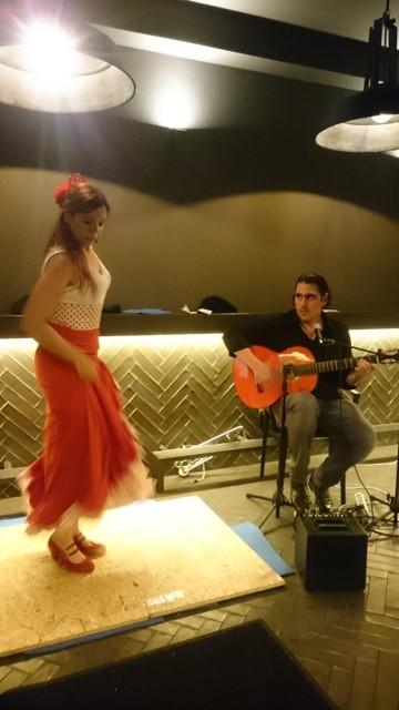 Flamenco v Mecheche, 23.8.2017