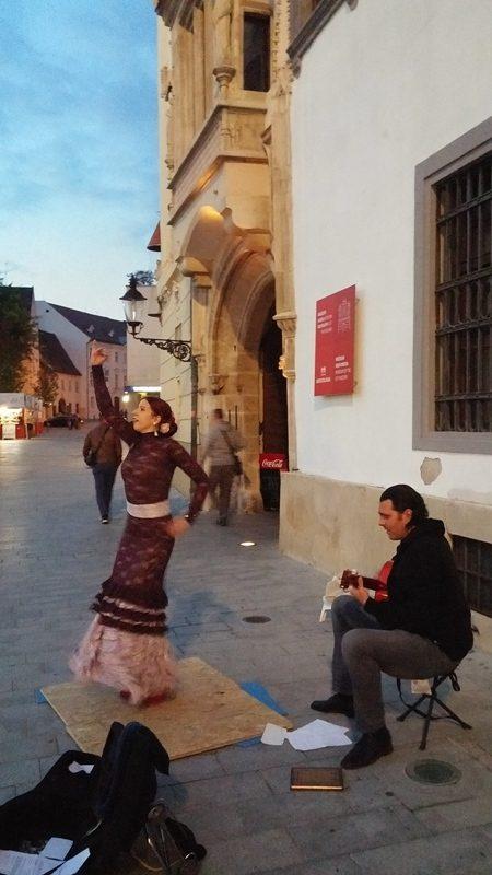 Flamenco na ulici, 27.-29.9.2017